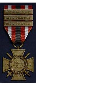 Challenge 1,2,3 medal