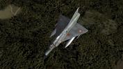 Mirage IIIE Low level