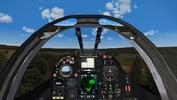 Mirage IIIE cockpit