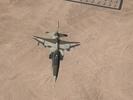 Jaguar in airfield strike