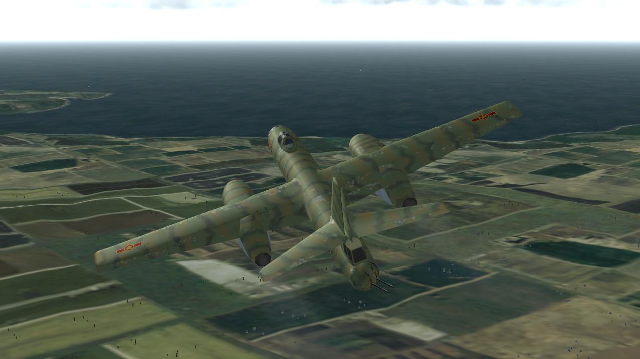 IL 28  North Vietnamese Air Force