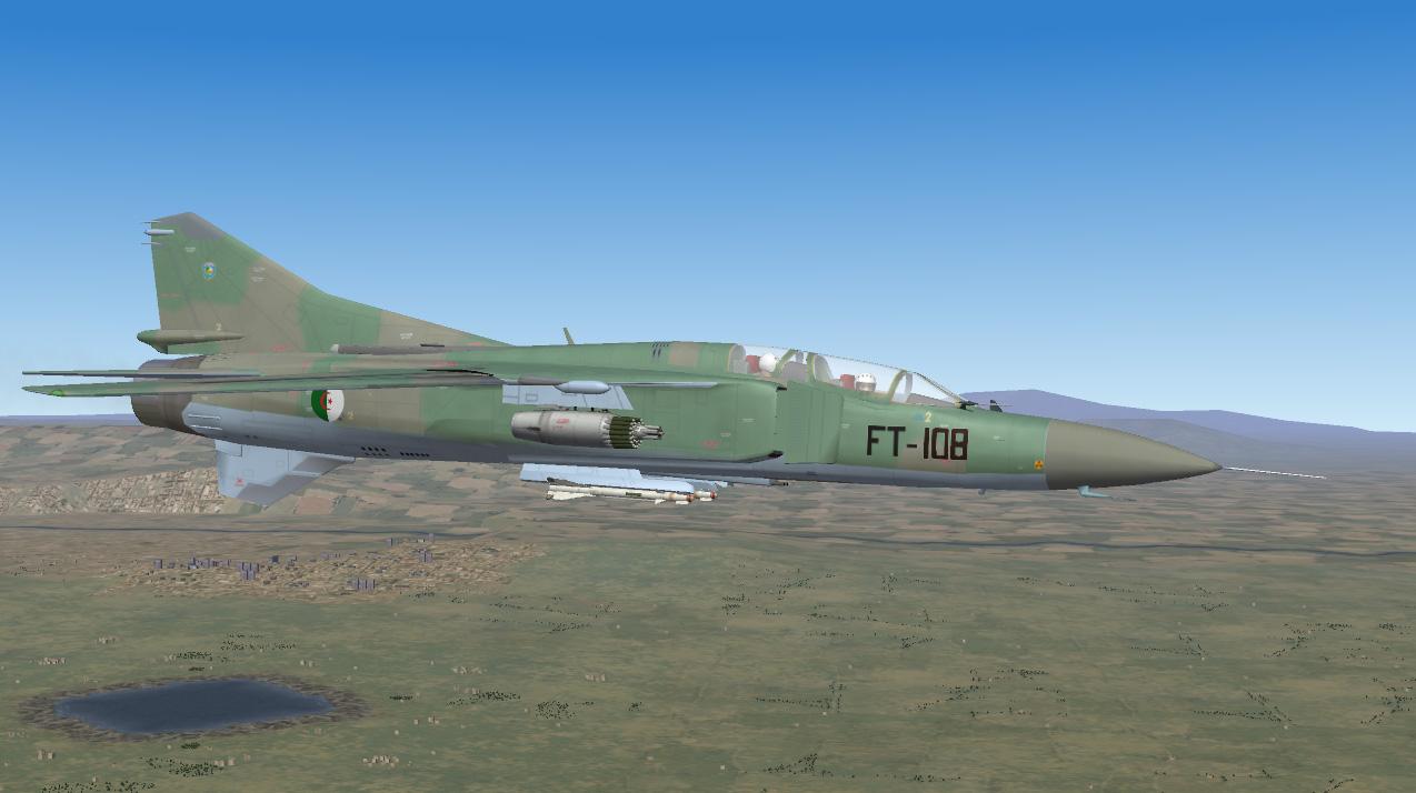 MiG 23UM   Algerian AF