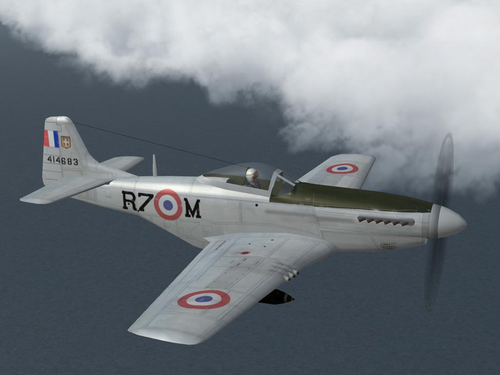 F 6 10 NA (F 51D) GR II 33 Savoie AdAir  Algerie Ca 1950