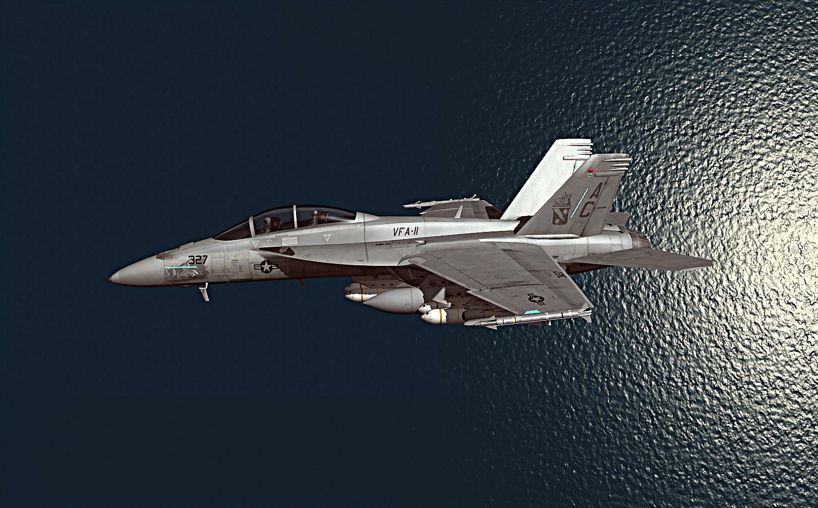 F 18F