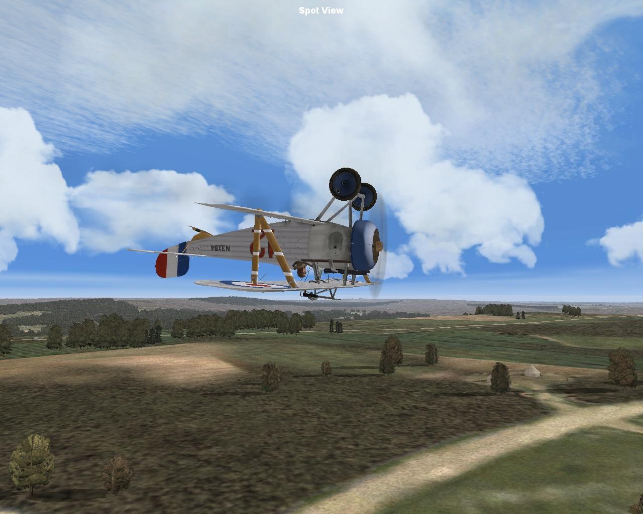 Landing 001