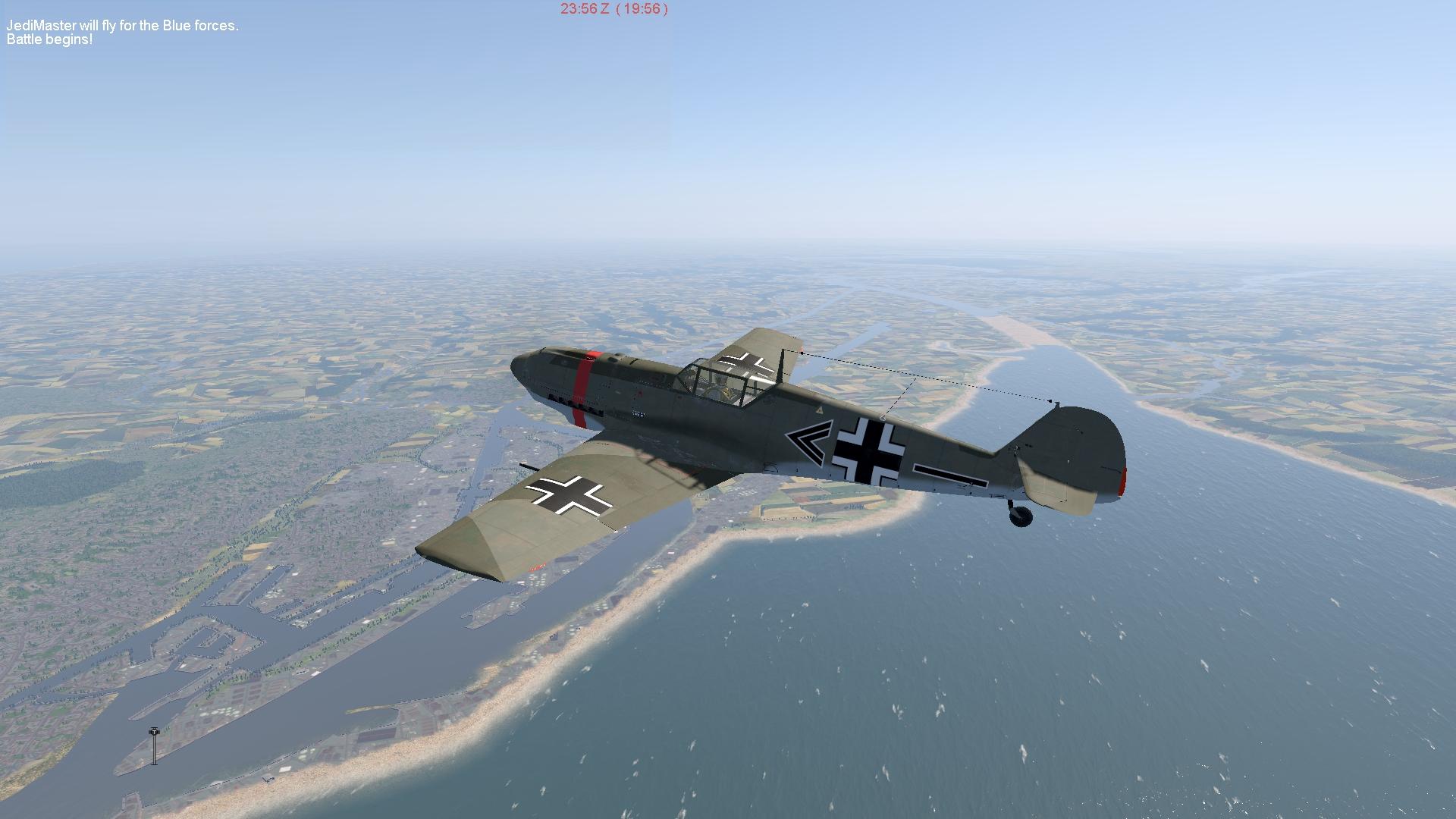 COD Bf109E over France 2