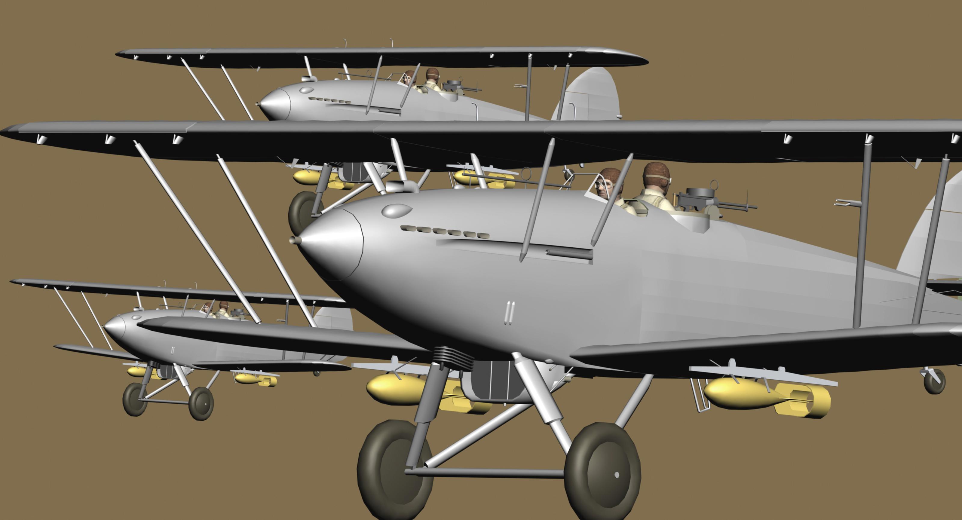 Hawker Hart 5