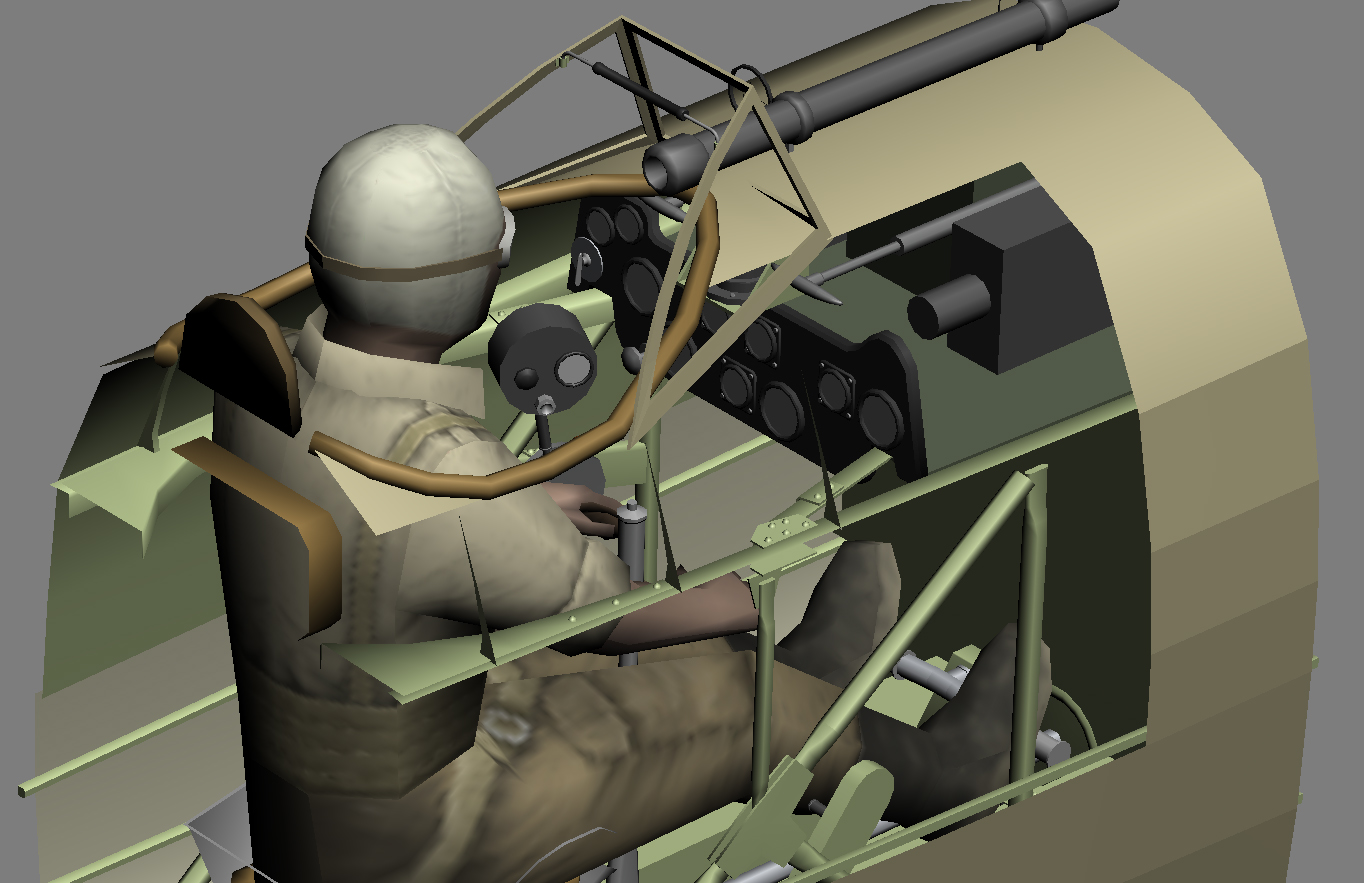 CR32 1 Cockpit