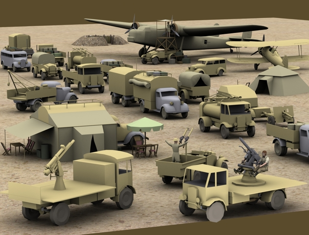 Brit Vehicles