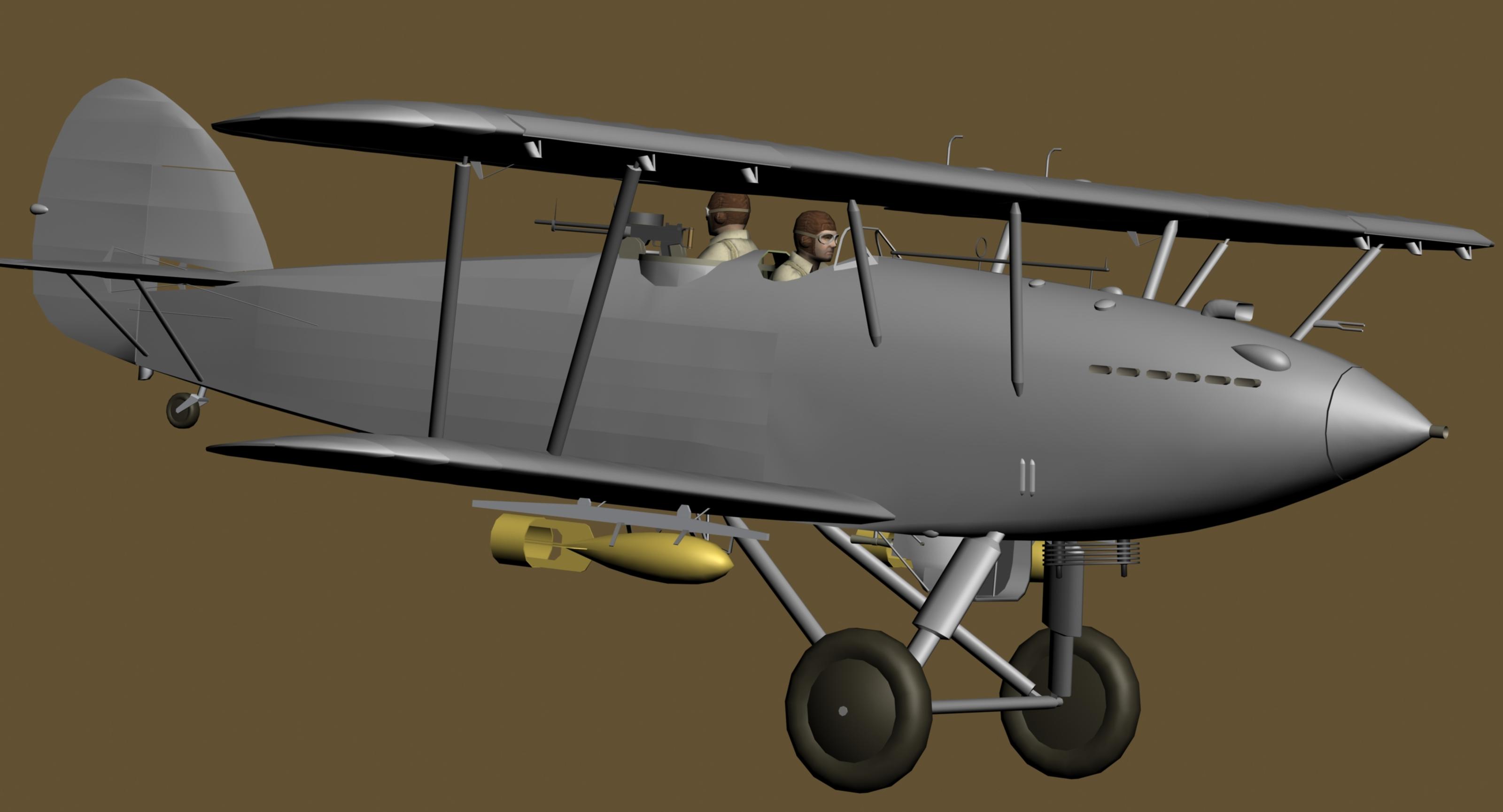 Hawker Hart 3