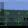 F 14 Hud Carrier Approach