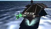 Taking off from USS Nimitz (CVN-68)