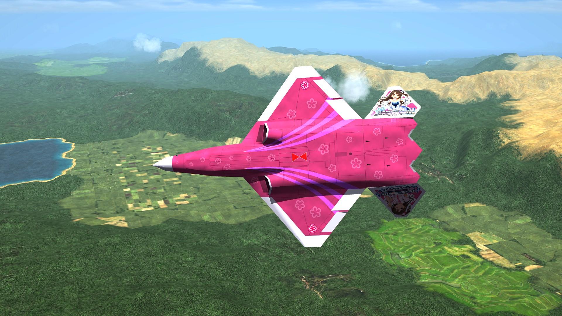 YF-23 -Uzuki-