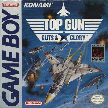 Top Gun For Gameboy