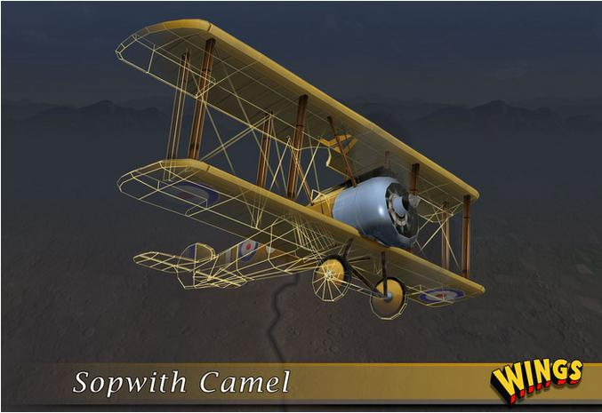 WingsPlane