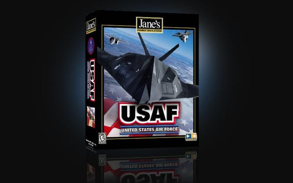 Jane's USAF Cover