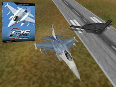 Novalogic F 16