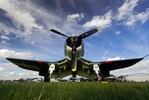 F 4U Corsair
