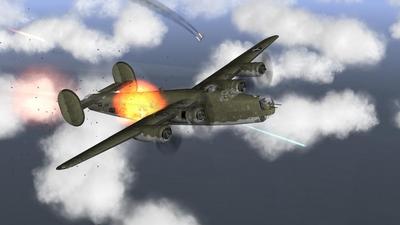 IL-2 Dark Blue World