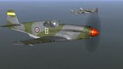 Il-2 '46 + Dark Blue World - Mustang III