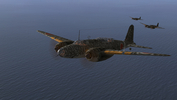 Il-2 '46 + Dark Blue World - Mitsubishi Ki-21