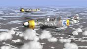 Il-2 '46 + Dark Blue World - Messerschmitt Bf 109G-2