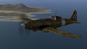Il-2 '46 + Dark Blue World - Macchi C.205