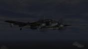 Il-2 '46 + Dark Blue World - Messerschmitt Bf 110G-4