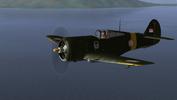 Il-2 '46 + Dark Blue World - Curtiss 75 Hawk