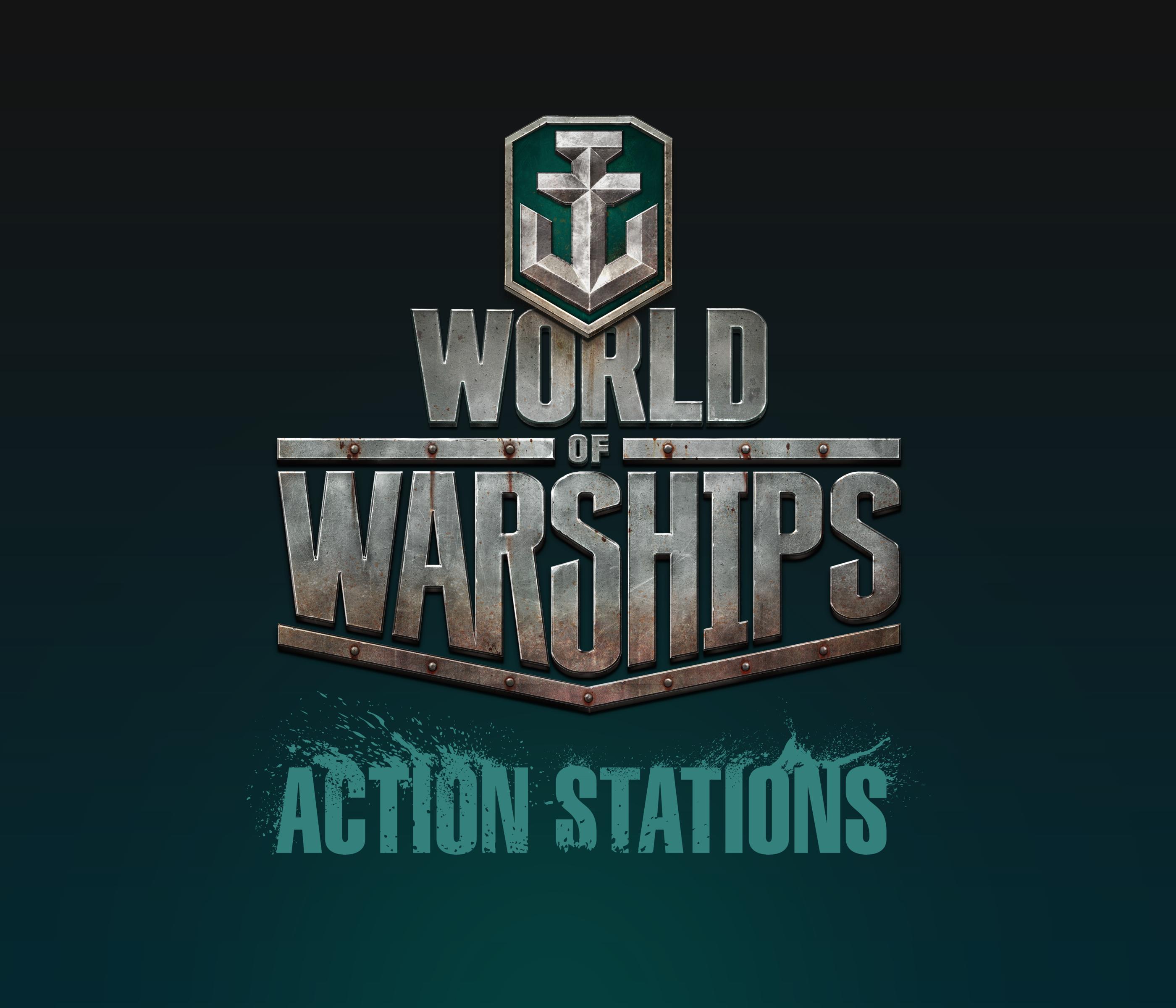 WoWS Logo Motto