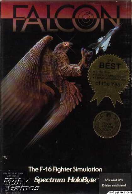 Falcon game Cover