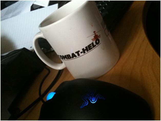 CombatHelo Coffee