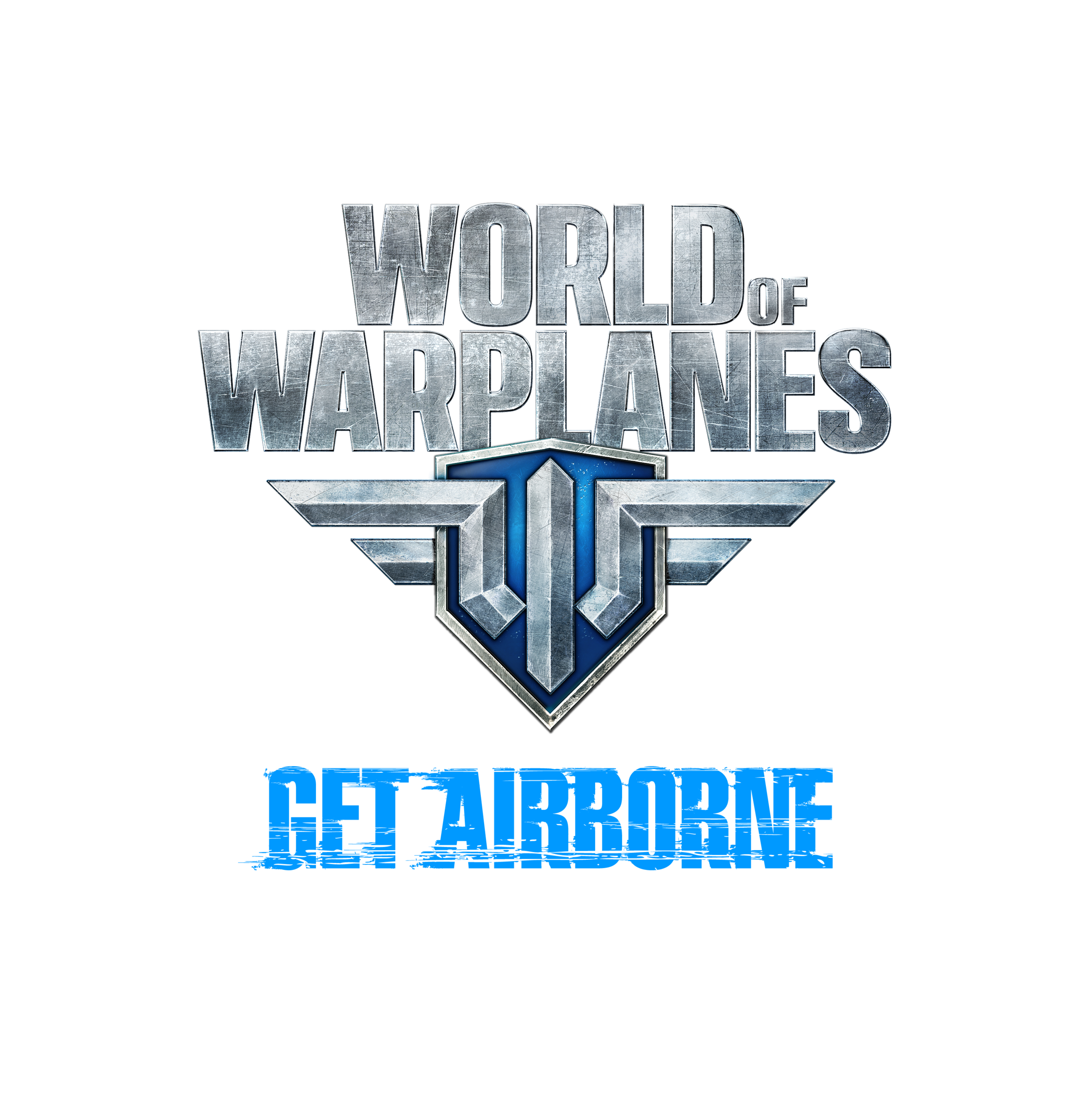 WoWP Logo White Motto
