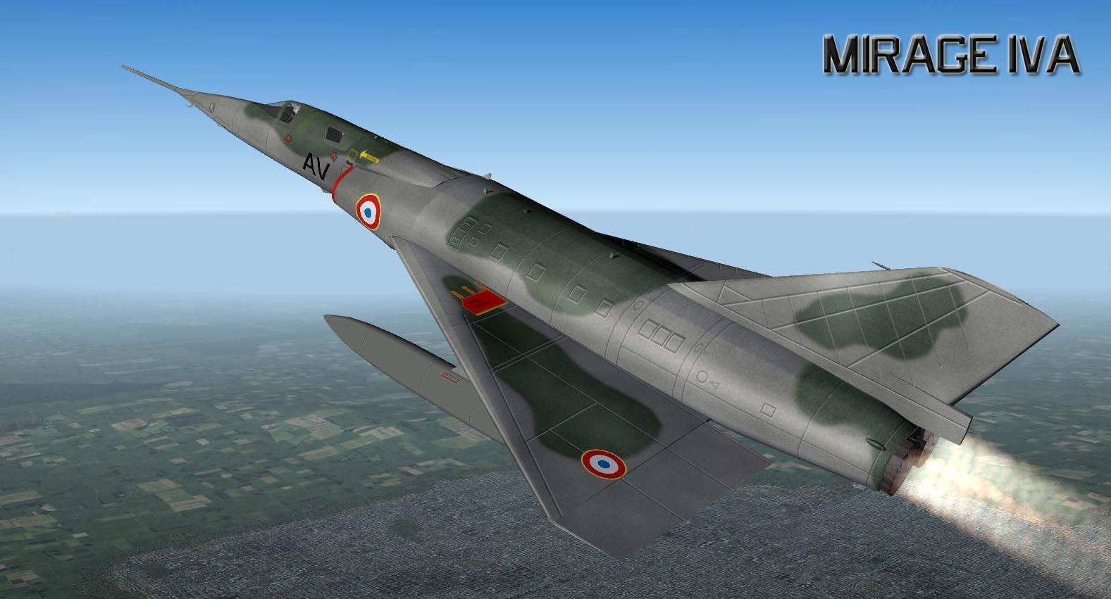 Mirage IVA   1