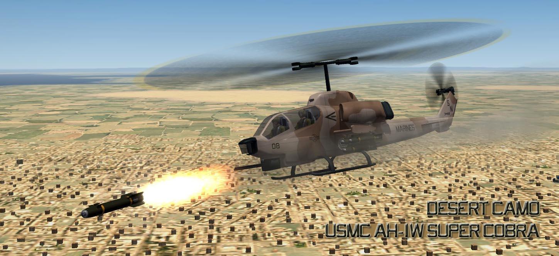 USMC AH 1W