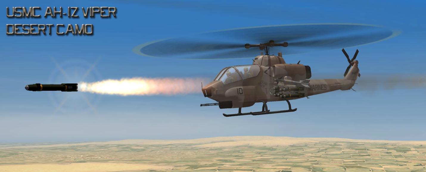 USMC AH 1Z
