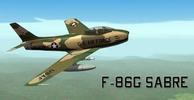 F 86G Sabre