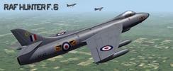 RAF Hunter F.6
