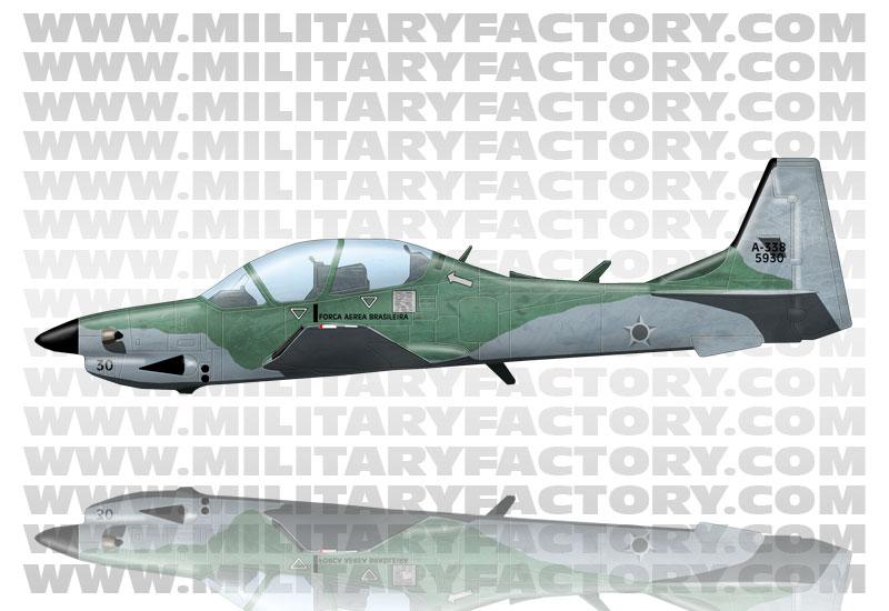 embraer emb314 supertucano