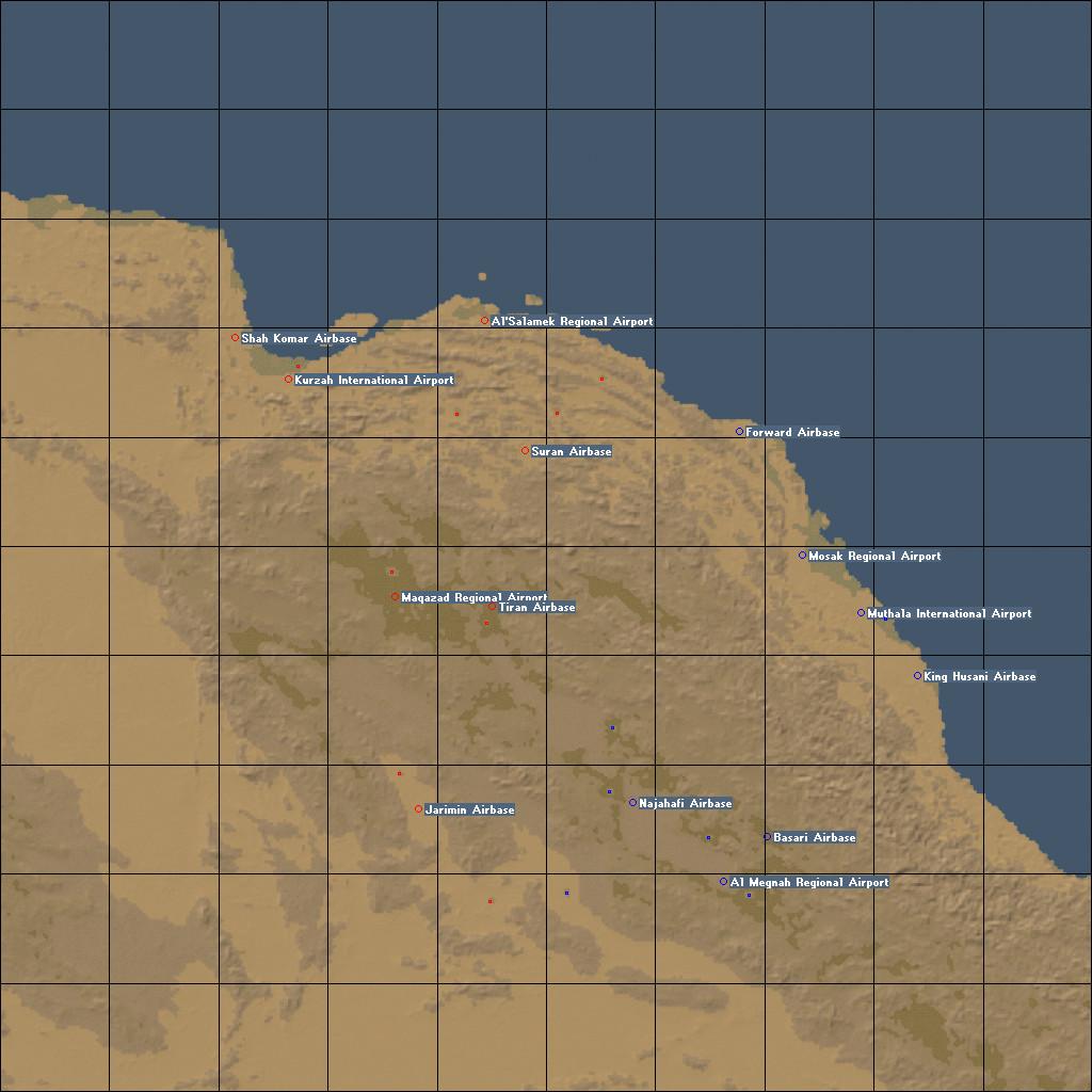 RTD Map