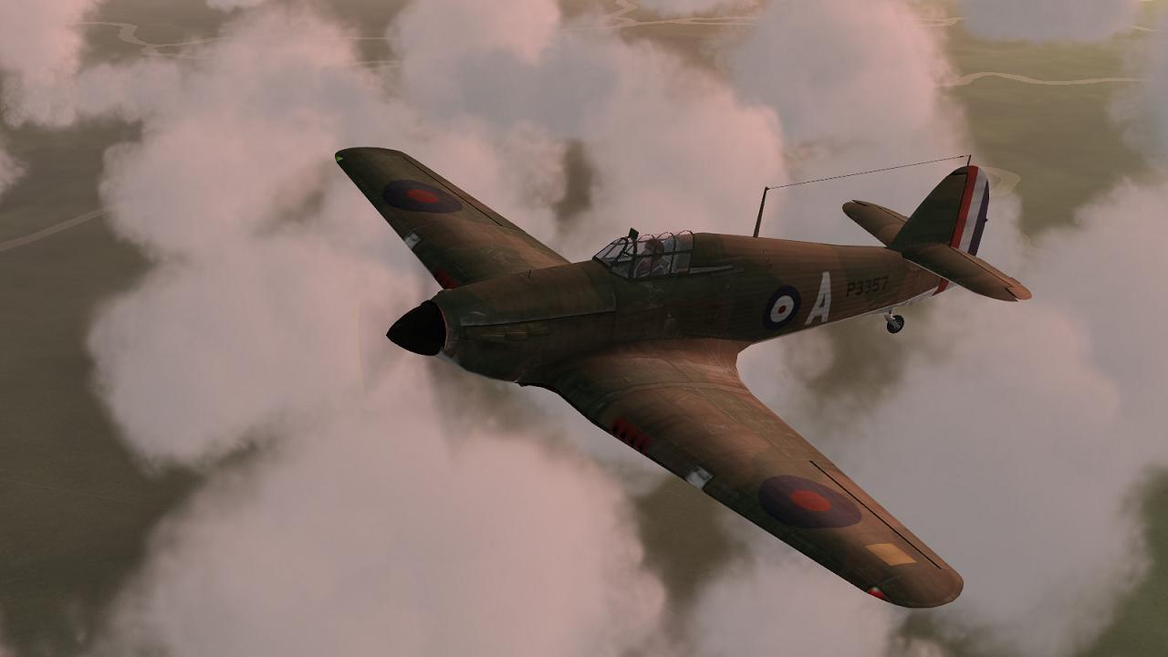 Hurricane I, Il-2 '46+CUP