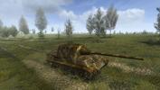 Steel Fury+STA mod: new Jagdtiger mission in testing