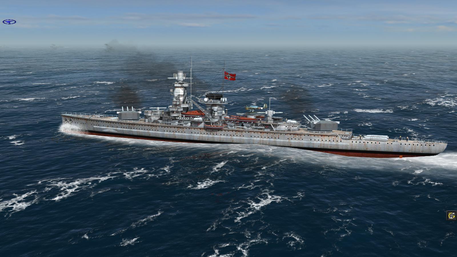 Graf Spee: el 17 de diciembre se cumplen 80 años del hundimiento del acorazado nazi