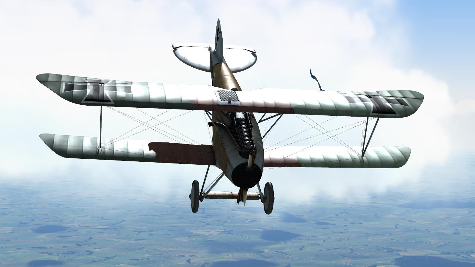 Rise of Flight, Richard Stachel Jasta 2 campaign