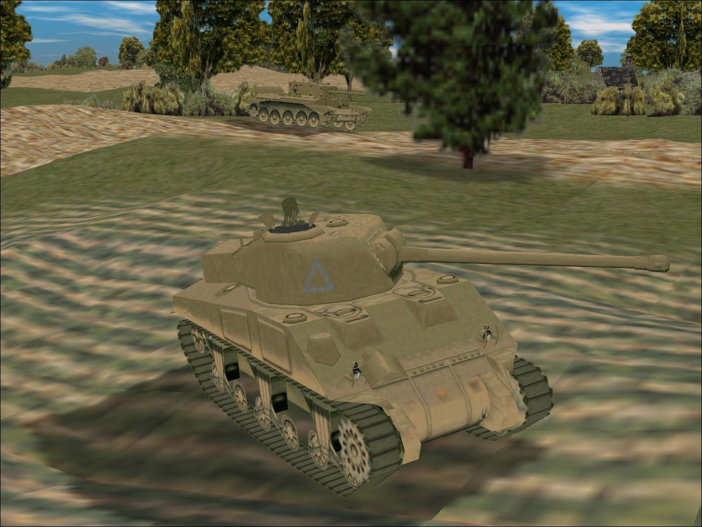 Panzer Elite Brit44-x beta - Sherman Firefly & Cromwell, Normandy