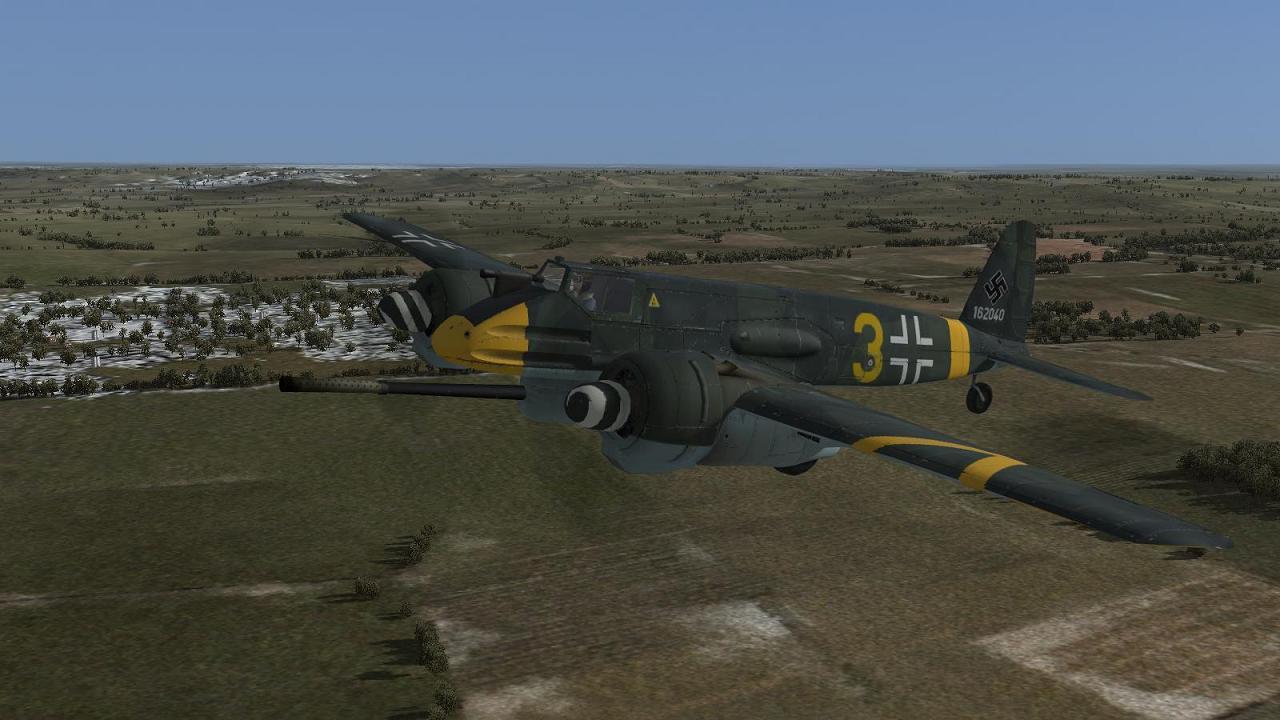 CFS3+ETO Expansion+DX9 mod - Hs129B