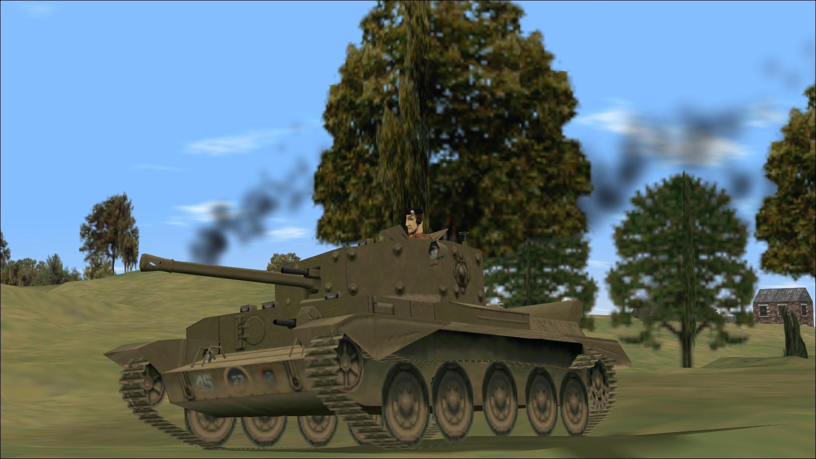 Panzer Elite - Britpack '44-x beta - Cromwell IV