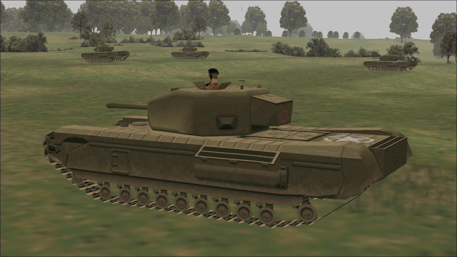 Panzer Elite - Britpack '44 - Showdown at Hill 226 scenario