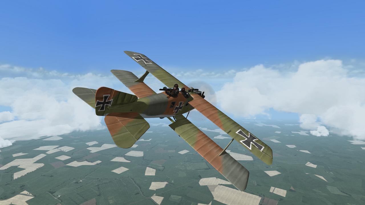 Wings Over Flanders Fields - Roland CII 'Walfisch'