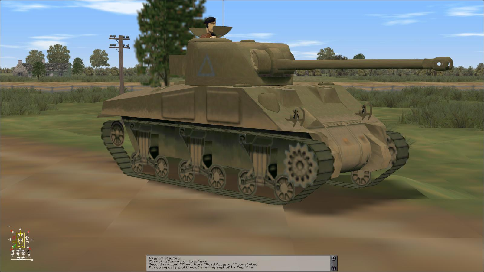 Panzer Elite - Britpack '44-x beta - Firefly